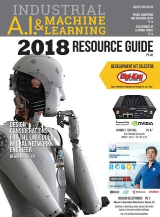 Industrial AI & Machine Learning with 2018 Resource Guide