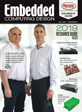 Embedded Computing Design Fall 2019 with Resource Guide