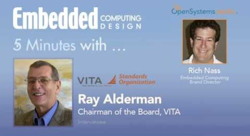 Five Minutes with Ray Alderman, Chairman of the Board, VITA