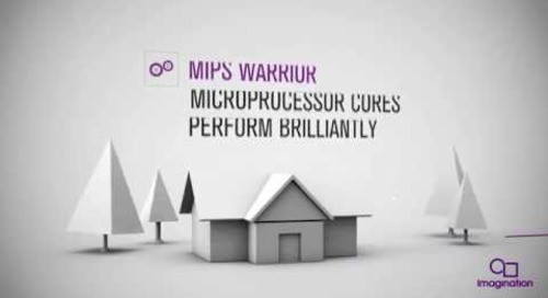 MIPS, the CPU architecture for the future