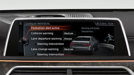 BMW's semi-autonomous cars aim to put safety first.