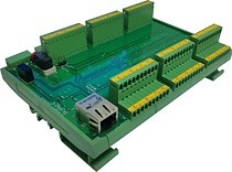 New Flexible Electronic Testing and Measurement Equipment: 96-ch Highly Featured Net controlled Digital I/O