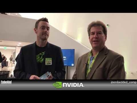 NVIDIA partner, Connect Tech Shows its Wares at Meetup