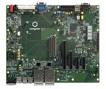 The new COM Express Type 7 quick starter set simplifies the evaluation of the first server-on-modules designed in accordance to PICMG's COM Express Type 7 standard, poised to be globally deployed in cloud, edge, and fog server applications.