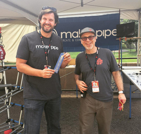 Maker Pipe wins Editor's Choice