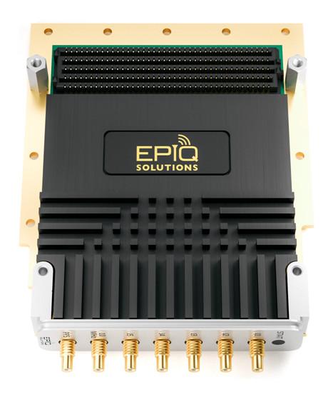 Epiq Solutions Sidekiq™ X2 Multi-Channel RF Transceiver