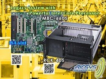 Computing Legacy Solution-ATX Motherboard with ISA slot