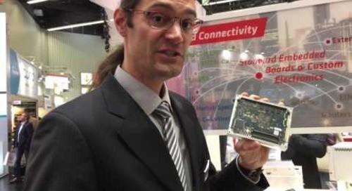 embedded world 2017: MEN Micro's Modular Hardware Speeds Development in Safety-Critical Markets