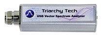 Triarchy Technologies VSA6G2A Vector Spectrum Analyzer from Saelig