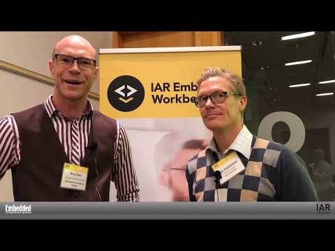 Stockholm IAR DevCon attendees share their thoughts
