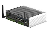 Embedded Box PC with DIO ports