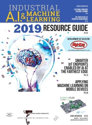 Industrial AI & Machine Learning with 2019 Resource Guide
