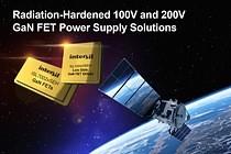 Renesas Rad-Hard 100V and 200V GaN FET Power Supply Solutions