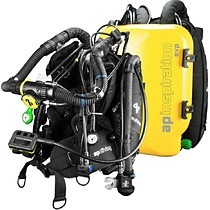 The Inspiration rebreather from AP Diving