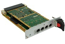 BA 2TR/502: 4 x Gigabit Ethernet Board