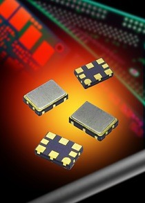 Euroquartz QuikXO HC_JF series of switchable crystal oscillators from Saelig