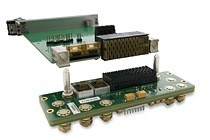 The LightCONEX finds applications in optical backplanes, routers, switches and VPX systems.