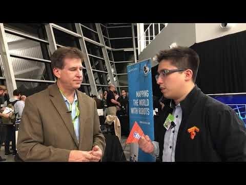 NVIDIA Partner Delivers Food with Autonomous Vehicle