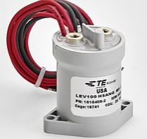 TE Connectivity\\\'s LEV100H Contactor Operates in Harsh and Explosive Environments