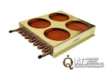 ATS has a new line of tube-to-fin heat exchangers.