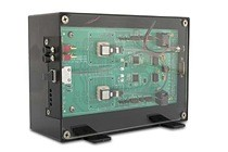 The 120G Optical Tester is the perfect vehicle for testing and experiencing the LightABLE SR12 transceiver modules.