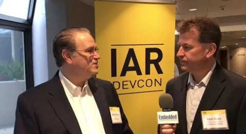 Experience Embedded Workbench at IAR DevCon