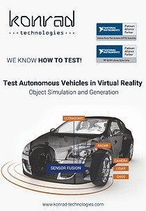 Automotive Sensor Fusion Testing with Object Simulation & Generation