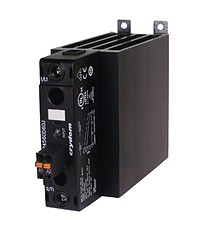 The only SSR that can accept wire sizes up to 3 AWG with a true IP20 protection rating. The new relay features an integrated heat sink designed to provide the appropriate thermal resistance and offers C-UL-US, VDE, CE and RoHS approvals.