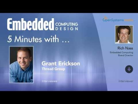 Five Minutes With…Grant Erickson, Thread Group