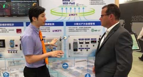Advantech at Taipei Int?l Industrial Automation Exhibition