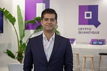 Shahram Mossayebi, co-founder, Crypto Quantique