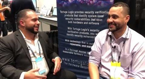 Spectre, Meltdown, and Tortuga Logic's Hardware Security Verification at Arm TechCon