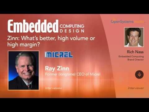 Zinn: What's better, high volume or high margin?