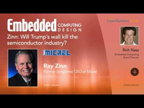 Zinn: Will Trump's wall kill the semiconductor industry?