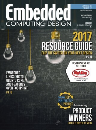 Embedded Computing Design July/August 2017 (Resource Guide)