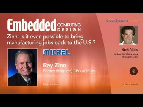 Zinn: Is it even possible to bring manufacturing jobs back to the U.S.?
