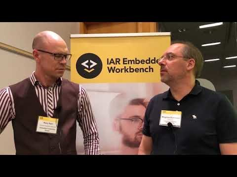 Stockholm IAR DevCon suits all levels of developers