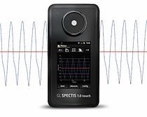 GL Spectis 1.0 Touch Flicker Spectrometer from Saelig