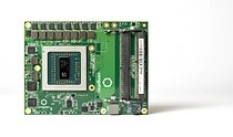 The new conga-B7E3 Server-on-Module with AMD EPYC™ Embedded 3000 processor offers up to 52% more instructions per clock compared to legacy architectures