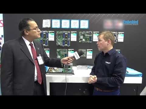 TYAN Computer Inserts Edge Computing into Embedded World 2019