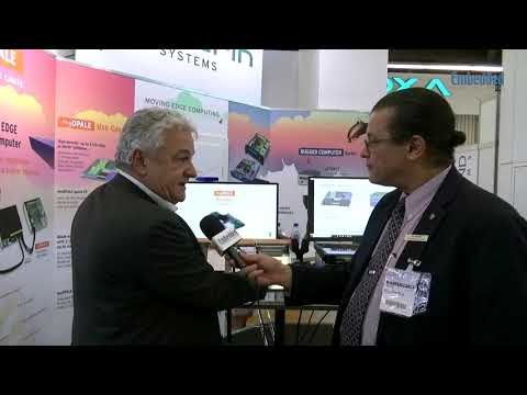 Ecrin Systems at Embedded World