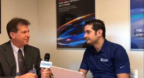Cypress Semiconductor at Embedded World 2018