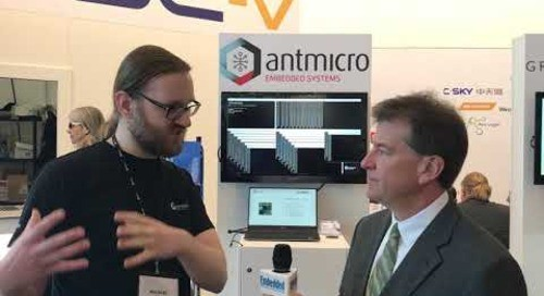Antmicro at Embedded World 2018
