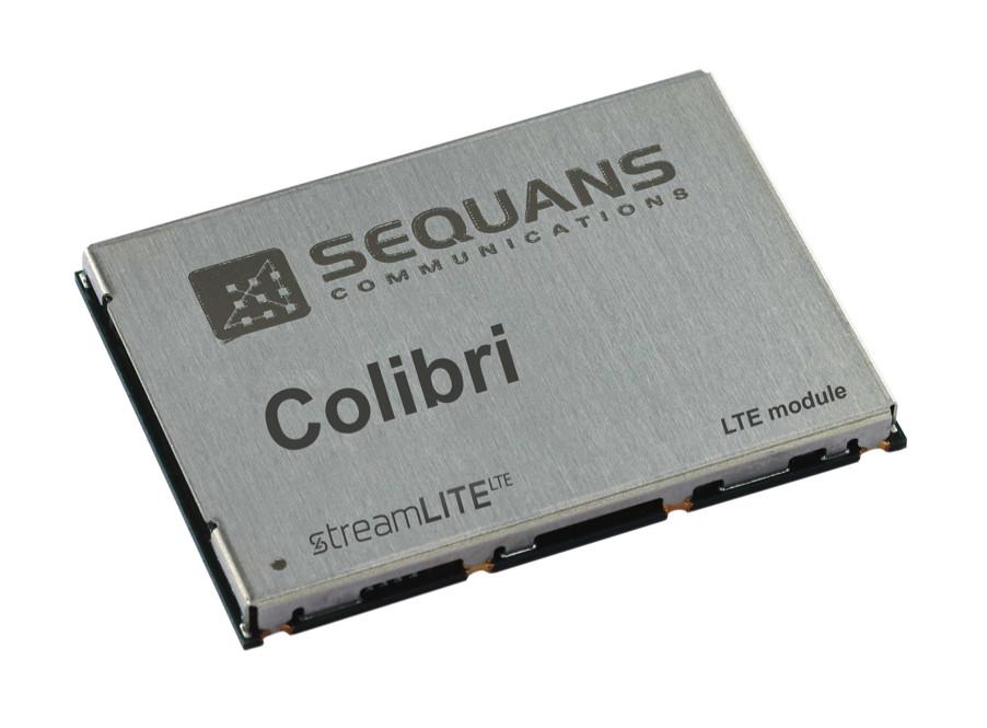 Sequans Communications' Colibri LTE Platform