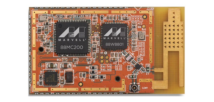 The Wi-Fi Microcontroller Internet of Things Platform from Marvell Semi-conductor