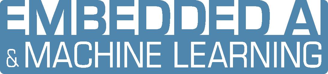 Embedded AI & Machine Learning