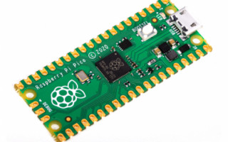 First Product Built on Raspberry Pi - Designed Silicon - Raspberry Pi Pico - Now Available from Newark