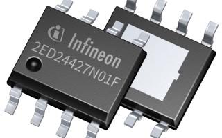 Infineon Expands EiceDRIVER Portfolio