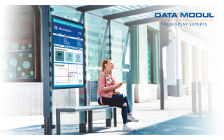 """DATA MODUL Presents a New 31.5"""" Reflective Display for State-of-the-Art IoT Applications"""