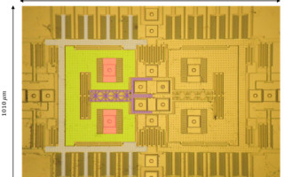 CEA-Leti Reports High-Performance Gyroscope For Automotive, Aeronautic, and Industrial Applications